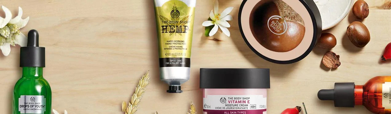 the body shop cupon descuento